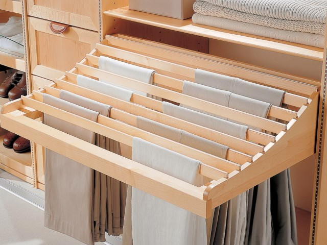 Men's Tie Racks For Closets