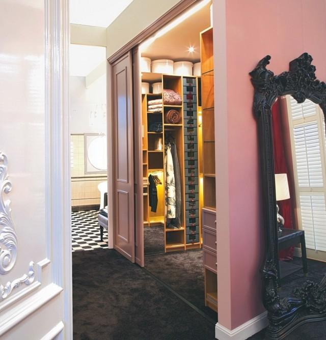 Mirror Closet Door Decorating