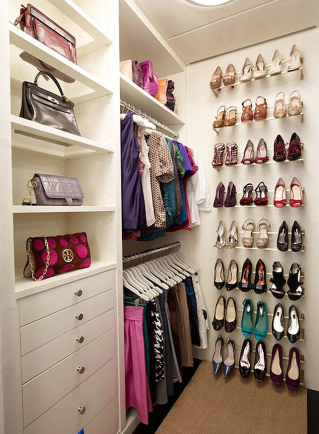 More Closet Space Ideas