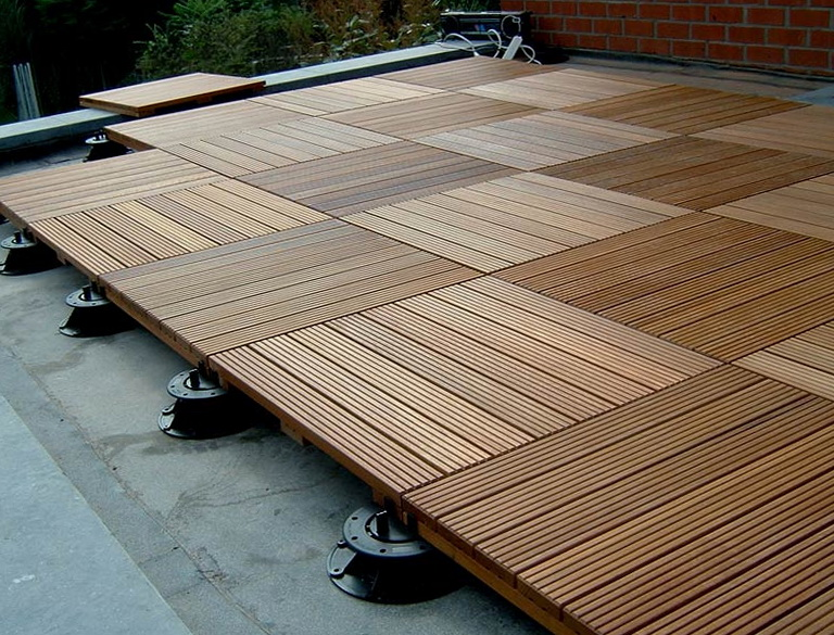 Non Wood Decking Materials