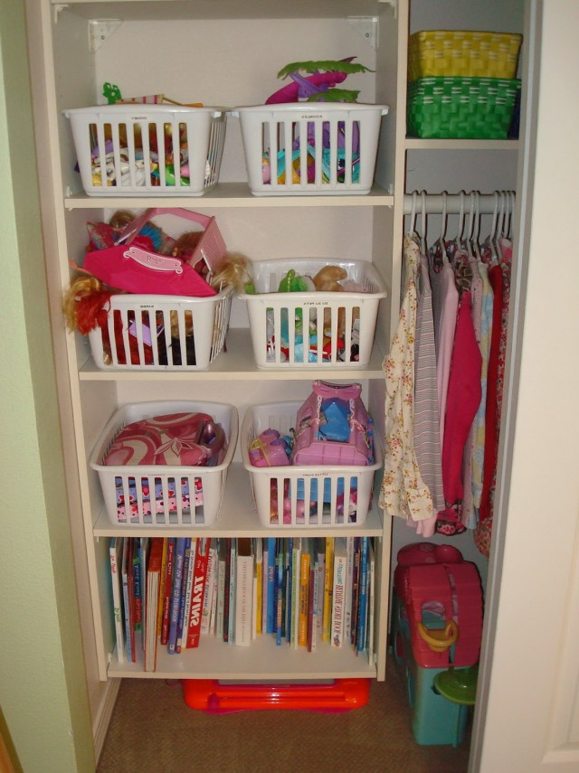 Organizing Small Closet For Two