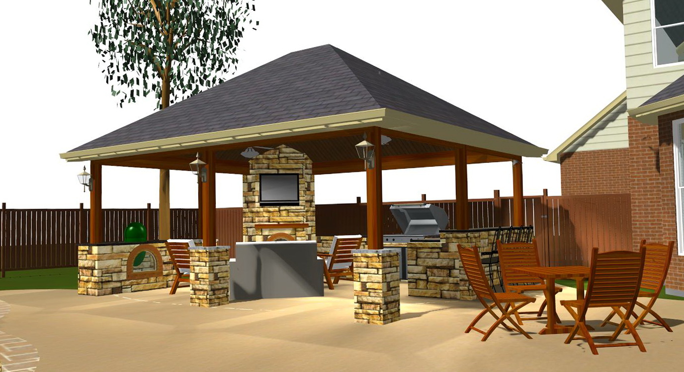 Outdoor Deck Covering Ideas