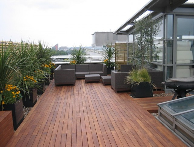 Outdoor Deck Designs Small Yard
