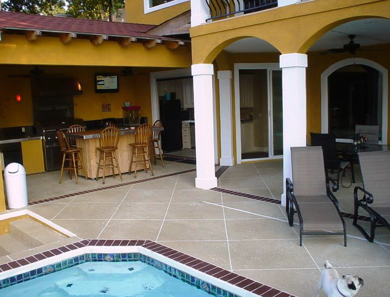 Pool Deck Repair Tampa