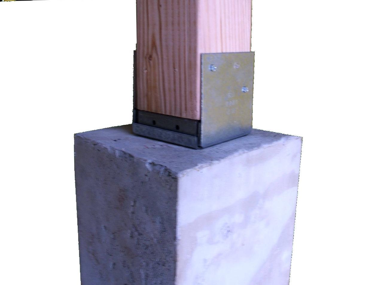 Precast Deck Footings Home Depot