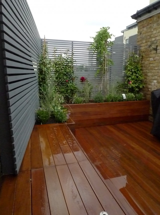 Privacy Screen For Deck Ideas