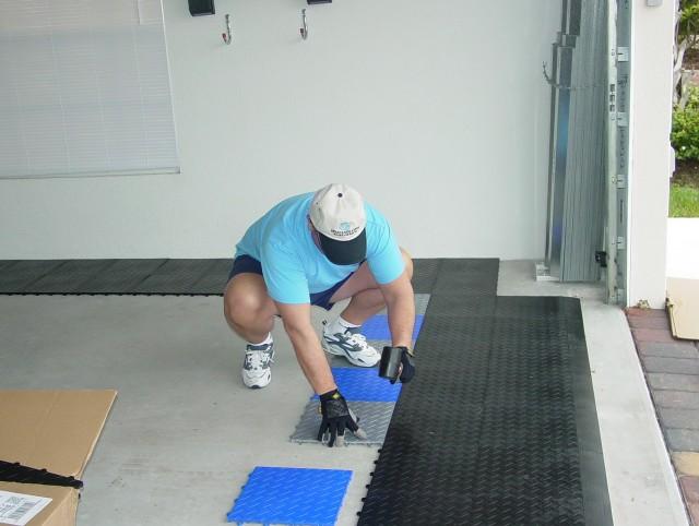 Racedeck Flooring Cost