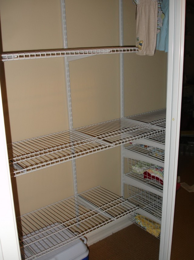 Shelves For Closets Home Depot