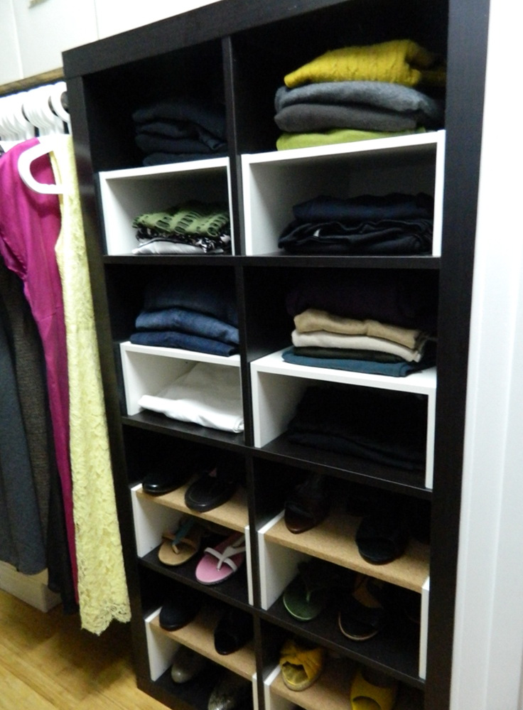 Shelves For Closets Ikea