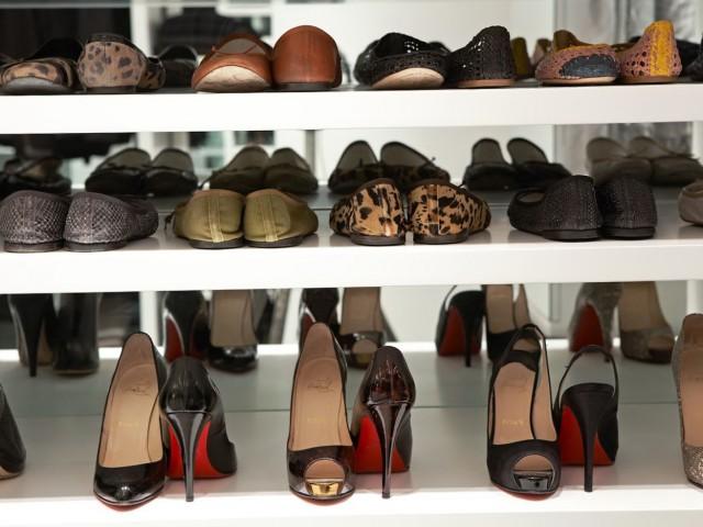 Shoe Shelves For Closets