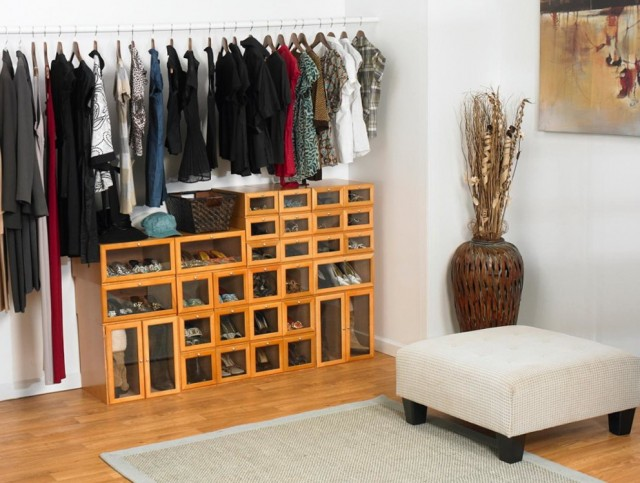 Shoe Storage Closet Ideas