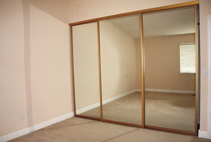 Sliding Closet Door Mirror