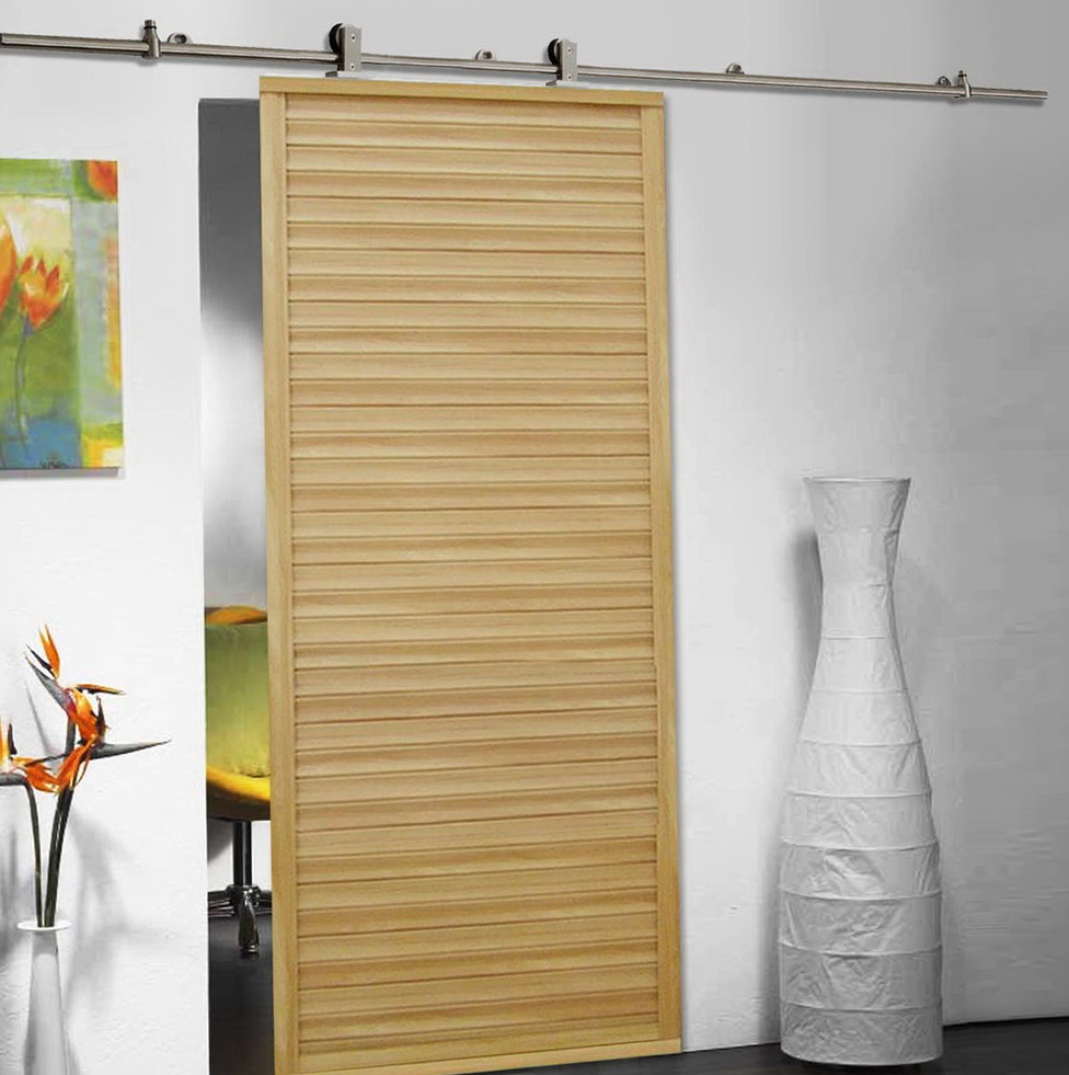 Sliding Closet Door Track Set