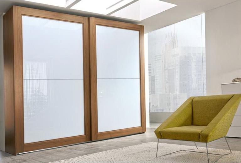 Sliding Door Closet Organization Ideas