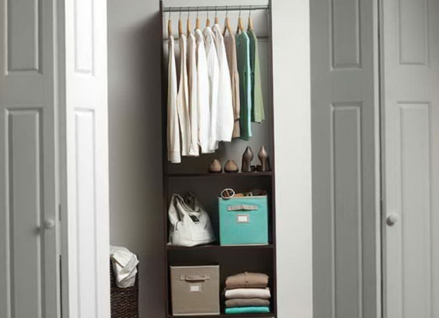 Small Closet Organizer Ideas