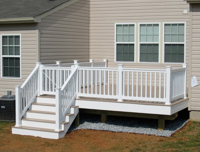 Small Deck Designs Pictures