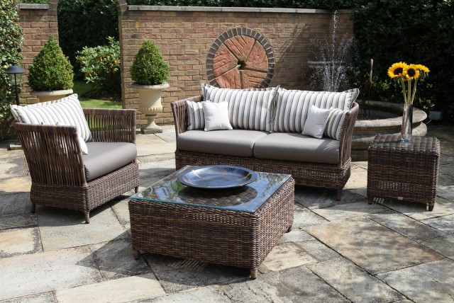 Small Deck Furniture Ideas