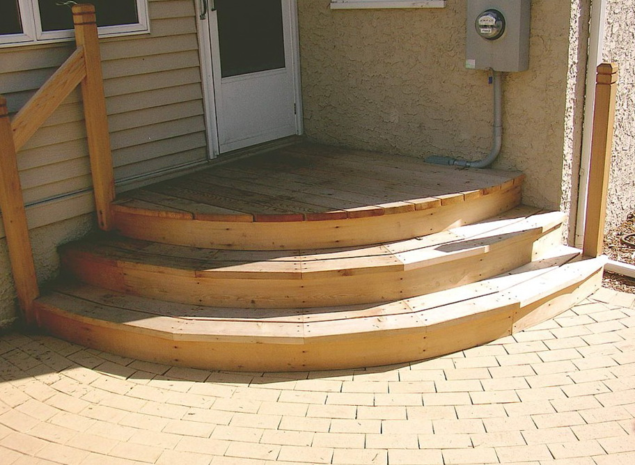 Small Front Porch Decks