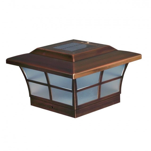 Solar Powered Deck Lights Canada