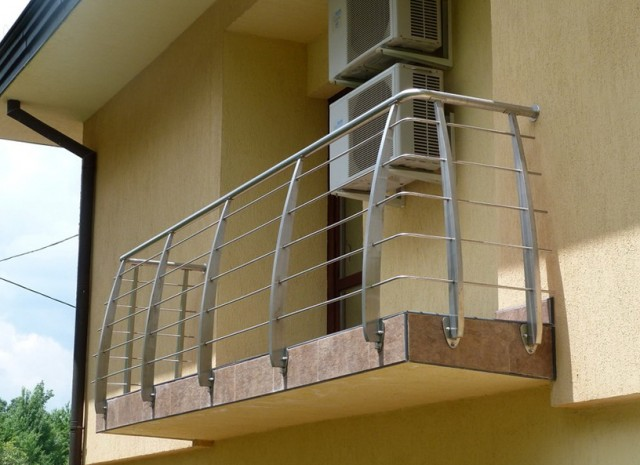 Stainless Steel Deck Railing Hardware