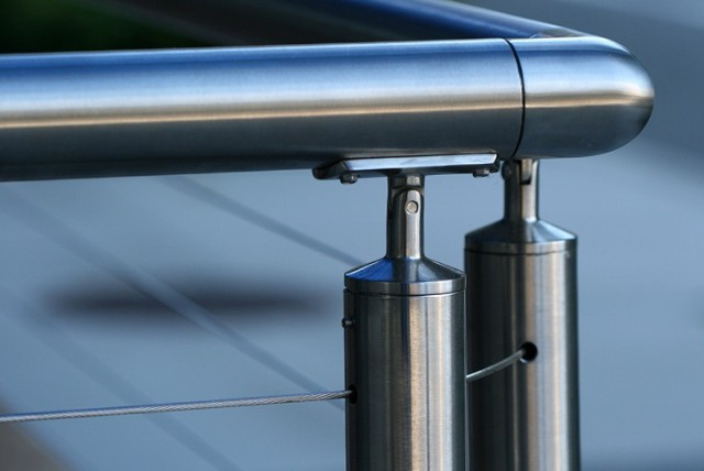 Stainless Steel Deck Railing Systems