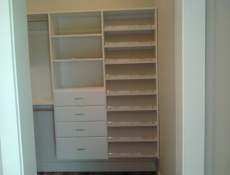 Storage Shelves For Closets