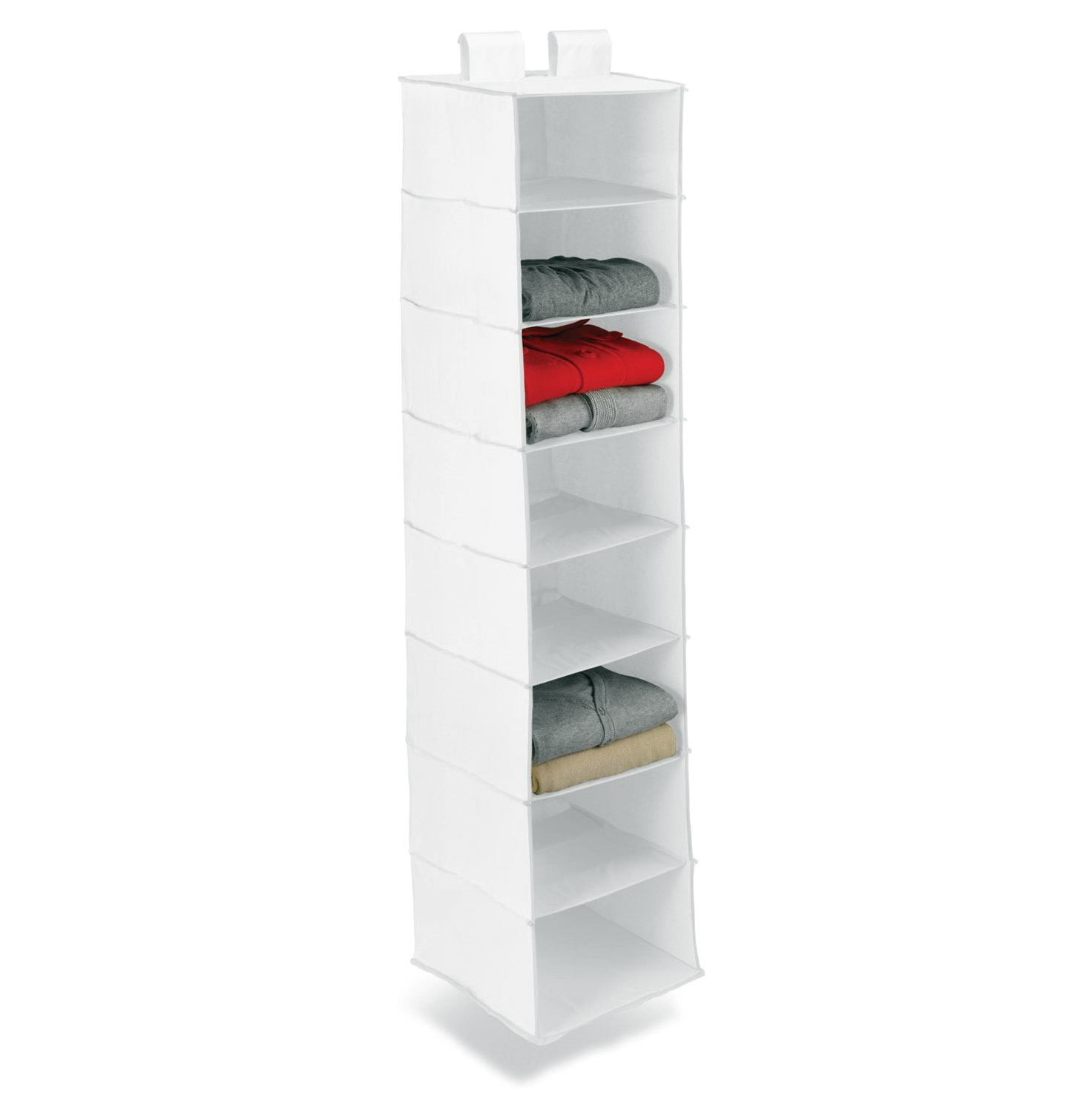 Target Store Double Hanging Closet Organizers