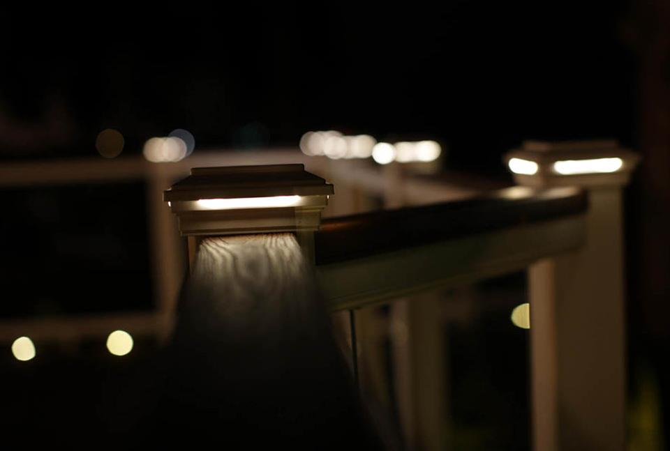 Trex Deck Lighting Kit