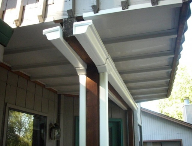 Under Deck Drainage Systems Home Depot