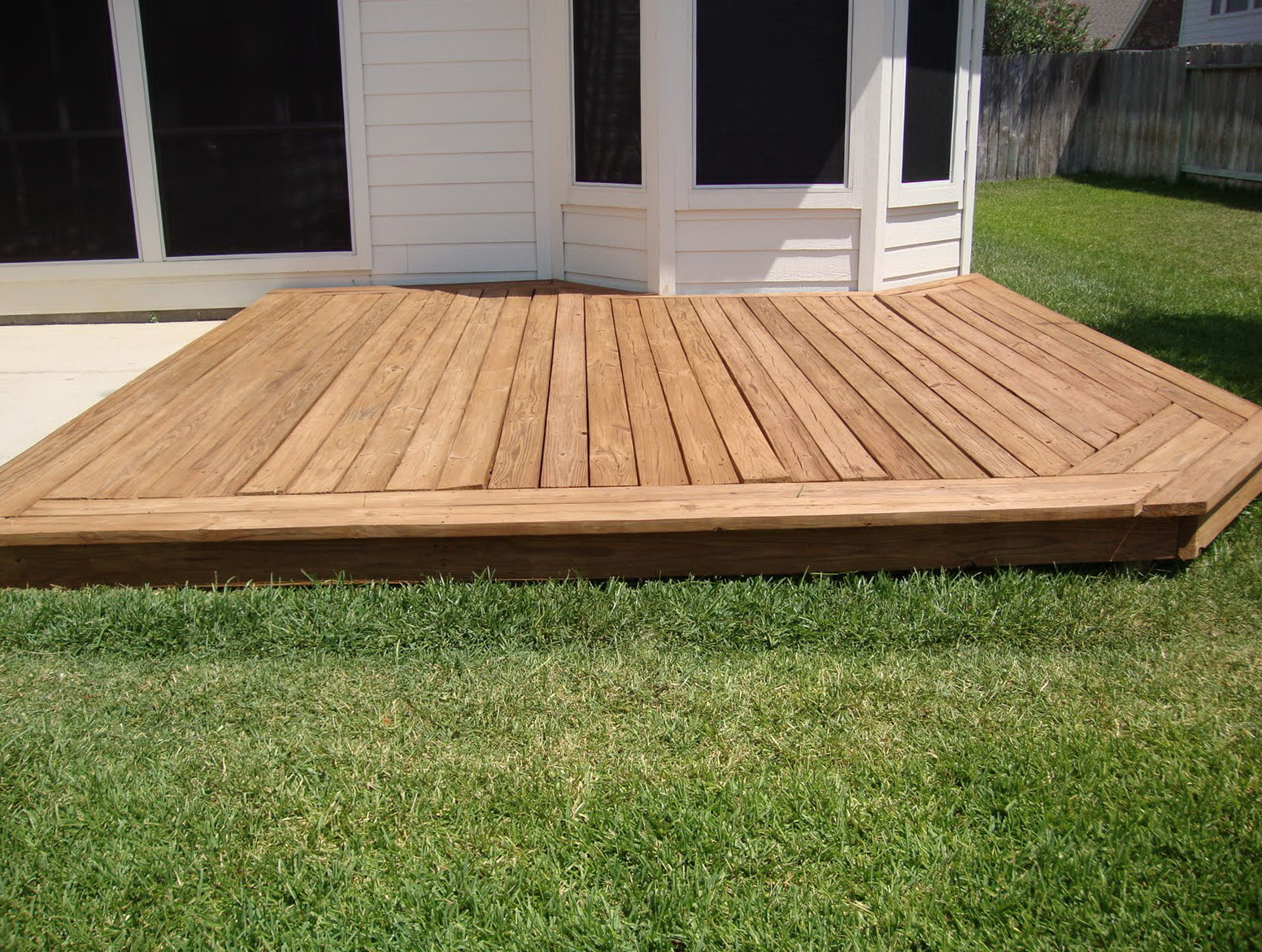 Wood Deck Stains