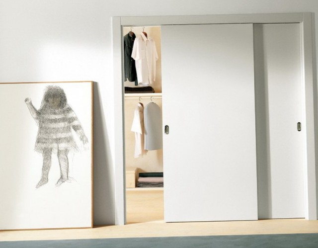Wood Sliding Doors For Closets