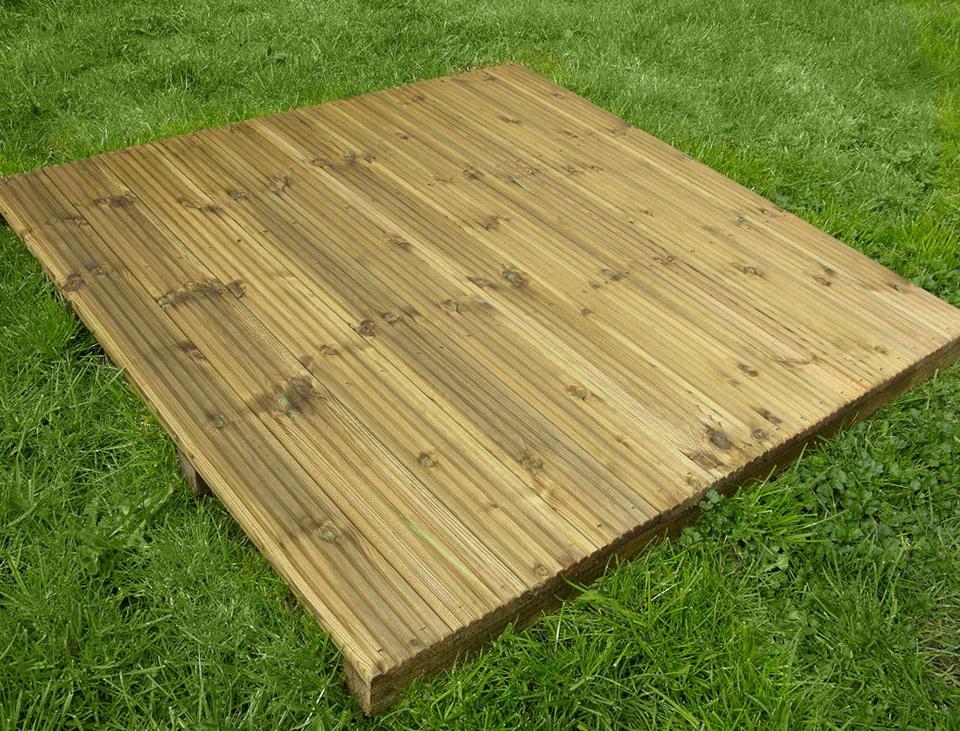Wooden Deck Tiles Bunnings