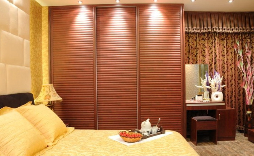 Wooden Sliding Doors For Closets