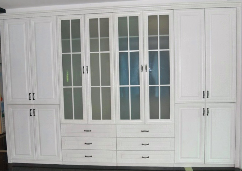 Wooden Wardrobe Closets Sale