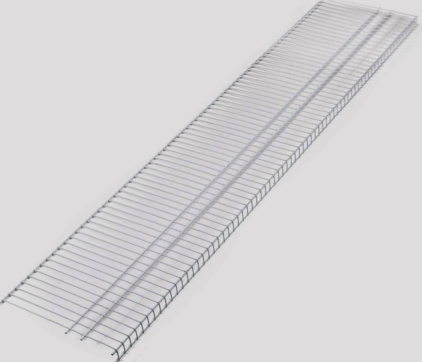 10 Inch Wire Closet Shelves