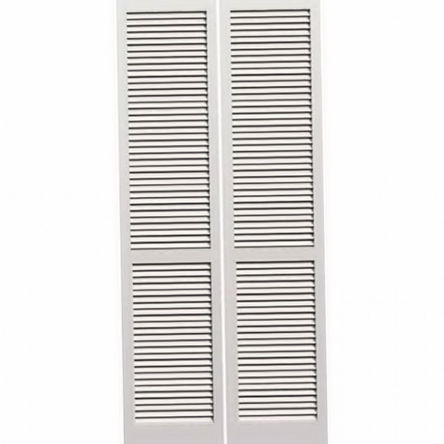28 Bifold Louvered Closet Doors