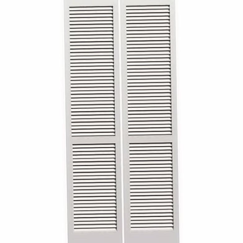 28 Bifold Louvered Closet Doors