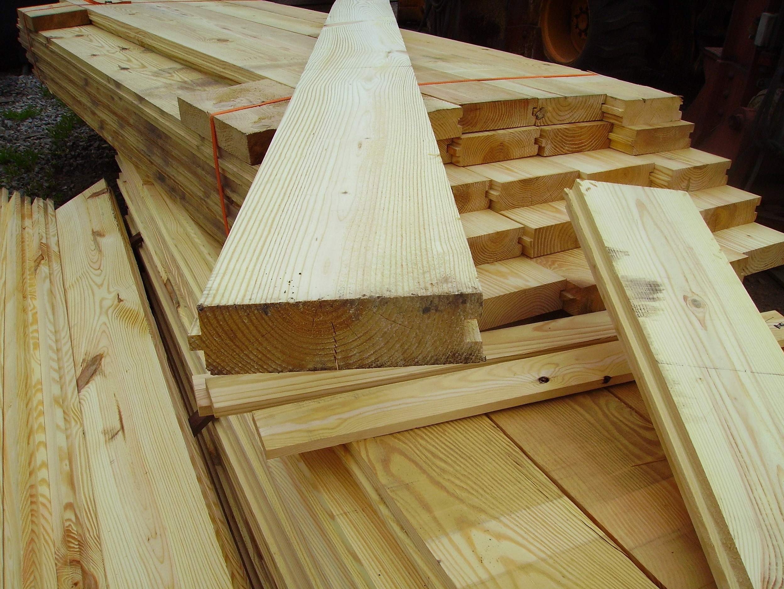 2x6 Tongue And Groove Roof Decking