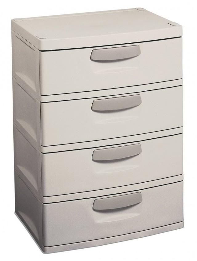 4 Drawer Closet Organizer