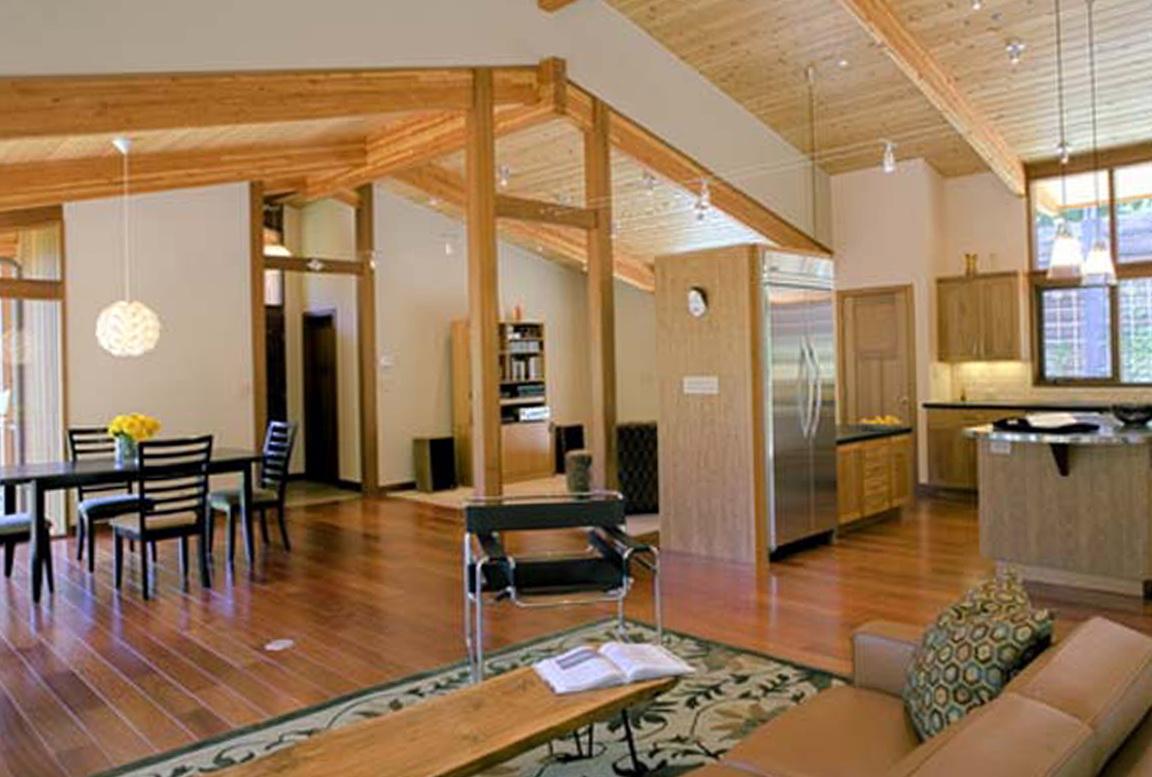Acorn Deck House For Sale