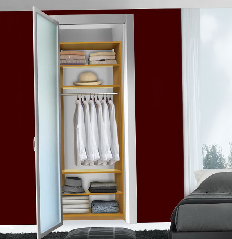 Adjustable Closet Shelving Systems