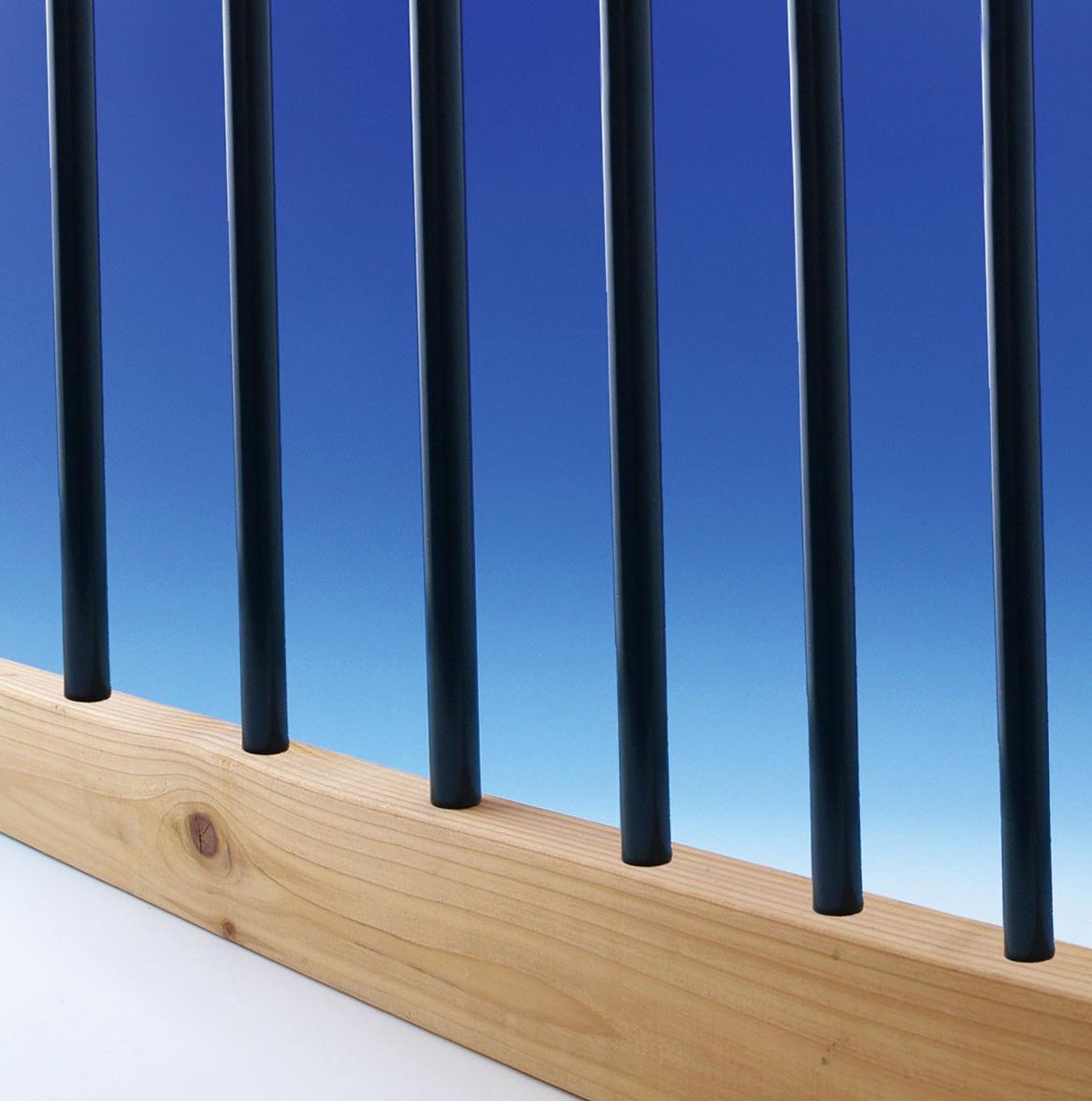 Aluminum Deck Balusters Lowes