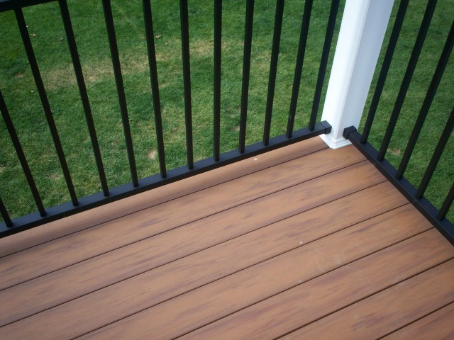 Aluminum Deck Balusters Spacing