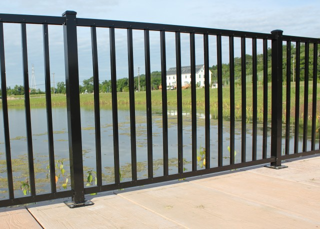 Aluminum Deck Railing Systems Lowes