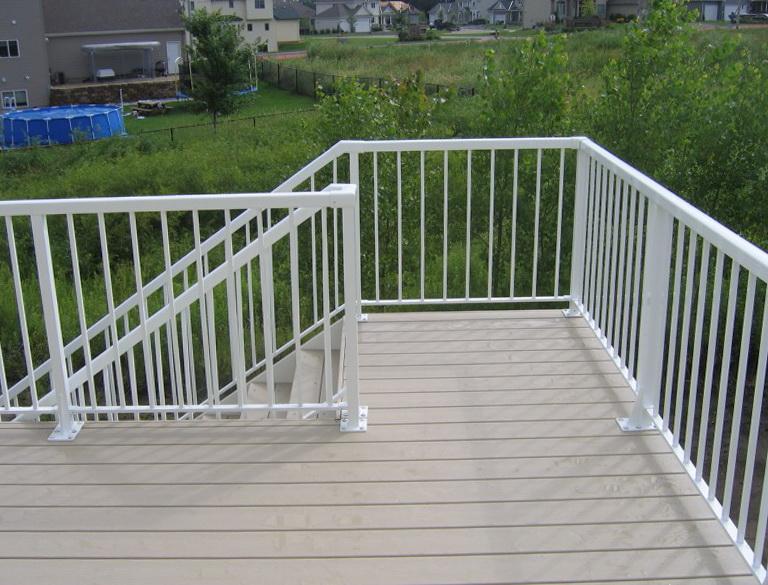 Aluminum Deck Railing Systems