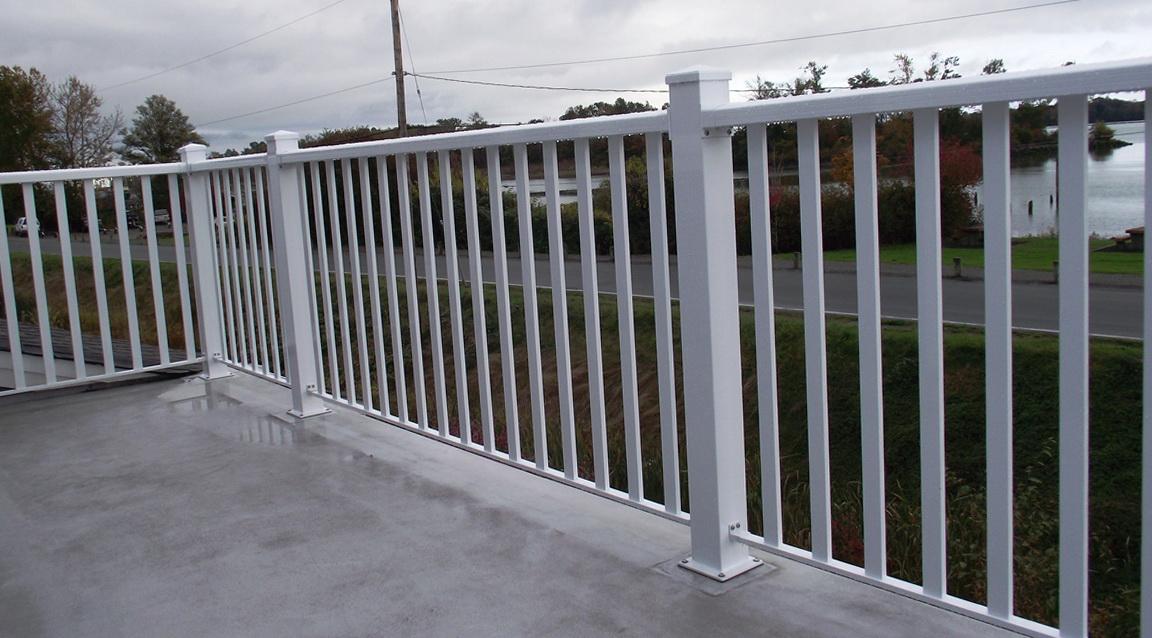 Aluminum Railing For Decks