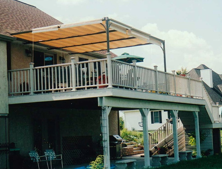 Awnings For Decks Ideas