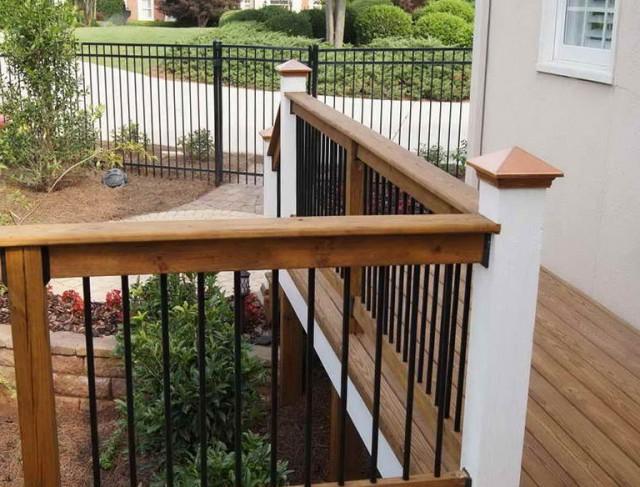 Basic Deck Railing Ideas