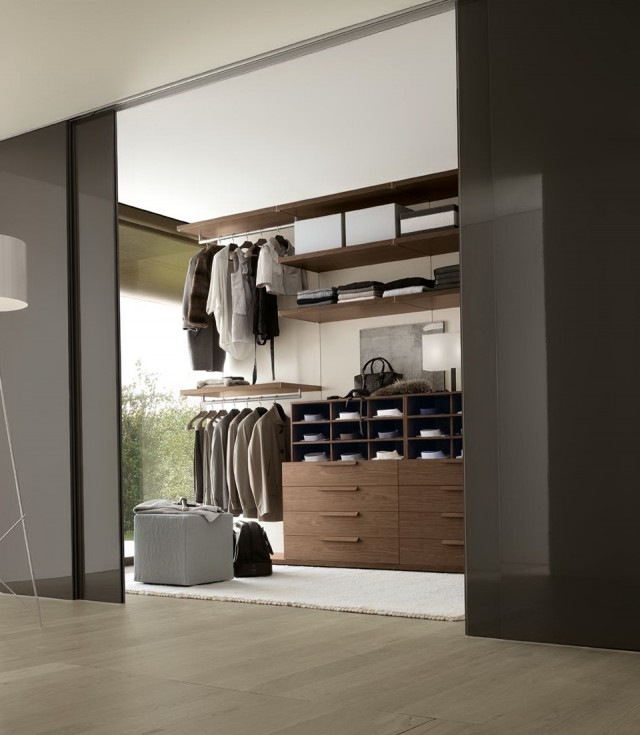 Bedroom Closet Design Women