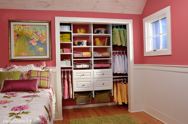 Bedroom Closet Designs For Girls